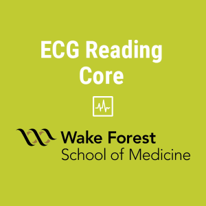 ECG Reading Core - Wake Forest School of Medicine